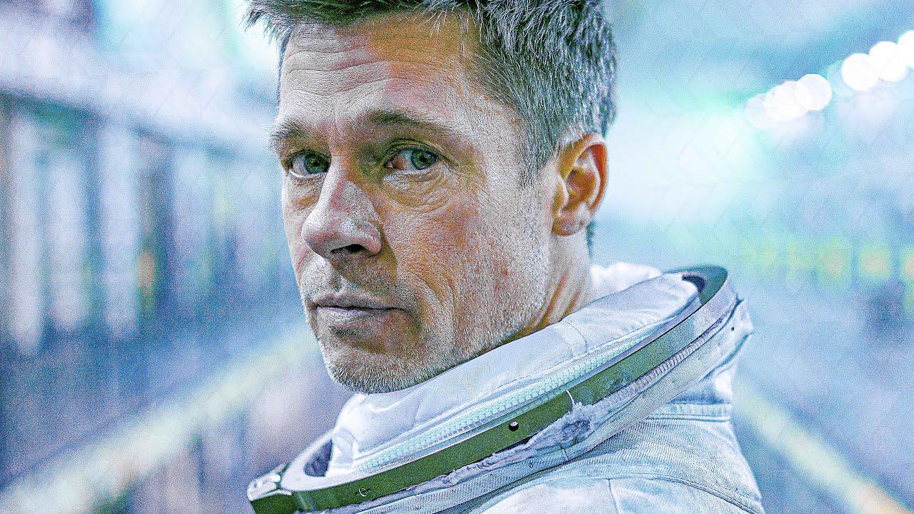 Second Trailer: Ad Astra, 2019 - Brad Pitt, Liv Tyler, Donald Sutherland