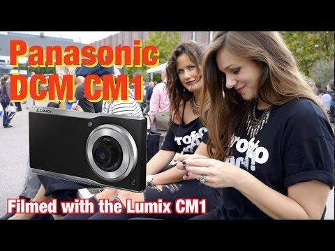 Panasonic CM1 Android Camera Phone
