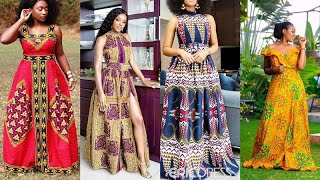 2020 AFRICAN FASHION: BEST BRAND NEW, SPARKLING & IMPECCABLE #AFRICAN WOMEN DRESSES FOR LADIES