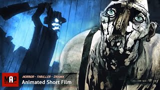 "CGI 3D Animated Short ""THE BLACKWATER GOSPEL"" Disturbingly Awesome Film by The Animation Workshop"