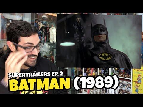 SUPERTRÁILERS EP. 2 | BATMAN (1989)