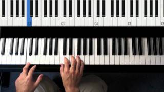 Easy Patterns for Piano Accompaniment - Play and Sing - Chords 101