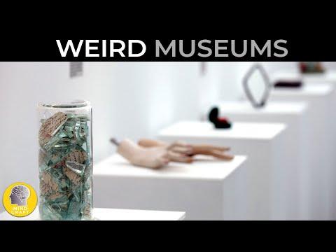 WEIRDEST MUSEUMS IN THE WORLD!
