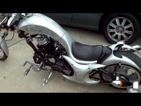 Mini Chopper 250cc Outlaw