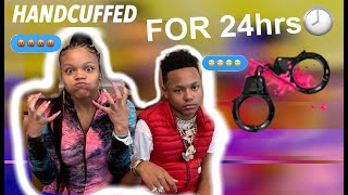 24 Hours In Handcuffs * Mom Was Tired of Us Fighting