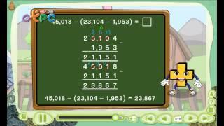 สื่อการเรียนการสอน การบวกลบระคน ตอนที่ 2 ป.3 คณิตศาสตร์