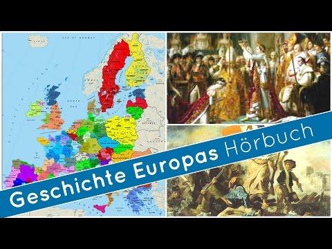 Allgemeinbildung Geschichte Europas - Teil 1 || Ganzes Hörbuch | Full Audio Book