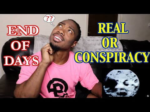 REAL or Conspiracy?? || Vinnie Paz - End of Days ft. Block McCloud [REACTION]