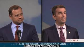 Ralph Northam Pledges Stream by Stream Review in May 2017 Debate
