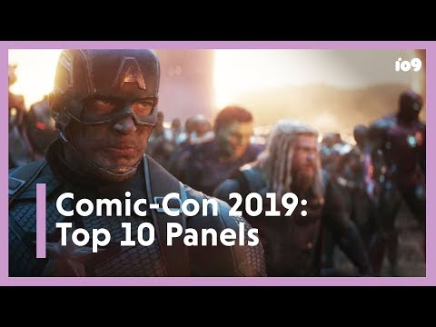 The 10 Most Exciting Panels Happening At San Diego Comic-Con 2019