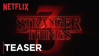 Download Video Stranger Things: Season 3 | Title Tease [HD] | Netflix MP3 3GP MP4