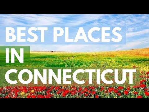 Video 10 Best Travel Destinations in Connecticut USA