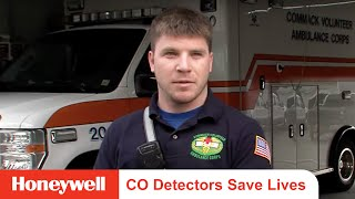 CO Gas Detectors Save Lives | Safety & Security | Honeywell
