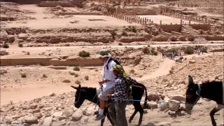 Lars Petra Jordan - on the donkey