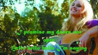 Cheyenne Kimball- Hello goodbye lyrics