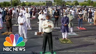 Examining The Decline In Church, Other Religious Membership | NBC News NOW