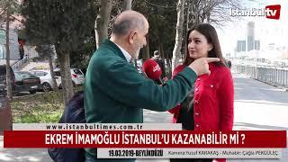 EKREM İMAMOĞLU İSTANBUL'U KAZANABİLİR Mİ ?