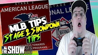 Stage 2 and Stage 1 Showdown Tips MLB The Show 20 Diamond Dynasty