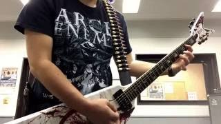 The Day You Died - Arch Enemy (Guitar Cover)