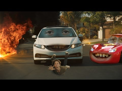 Cars Live Action - Official Trailer (2017)