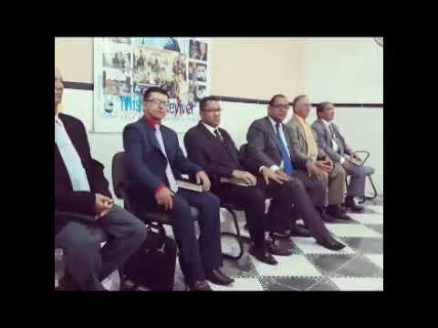Culto da Missão Reviver da AD em Aquidabã/SE.