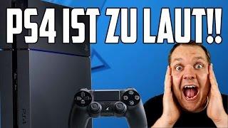 PS4ISTZULAUT!!-SomachtmandiePlaystation4leiser