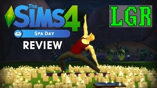 LGR - The Sims 4 Spa Day Review