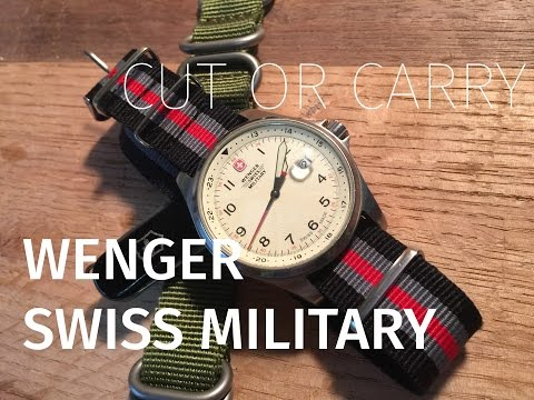 Wenger Swiss Military Field Watch Review - Functional Excellence