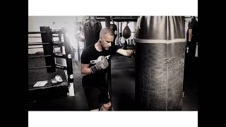 VIDEO: Heavy Bag Drill