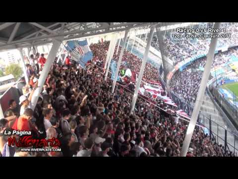 """""""Una gitana hermosa tiró las cartas, dijo que el Millonario sale Campeón - 30/04/2011"""" Barra: Los Borrachos del Tablón • Club: River Plate"""