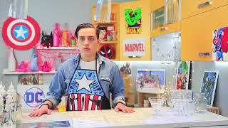 7 DIY SUPERHERO FOOD VS REAL FOOD CHALLENGE!