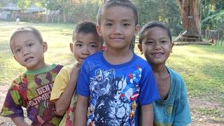 LEOT School, Laos.