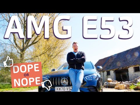 """""""I WANT ONE... NOW"""" Brilliant Mercedes-AMG E53 Review 2021"""