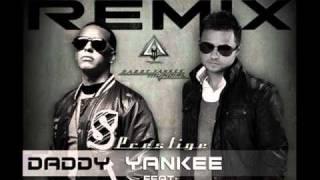 La Despedida Remix (Feat. Tony Dize) - Daddy Yankee [Mundial - Prestige] (Con Letra)