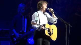 Paul McCartney I Will Live Montreal 2011 HD 1080P