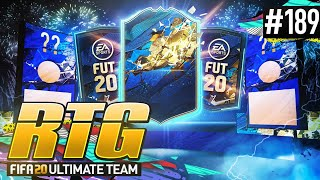 INSANE TOTS PACK LUCK! - #FIFA20 Road to Glory! #189! Ultimate Team