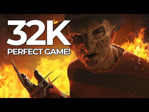 PERFECT GAME WITH NEW REWORKED FREDDY! - Dead by Daylight!