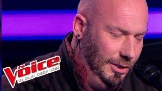 Cancion sefaradi | Luc Arbogast | The Voice France 2013 | Blind Audition