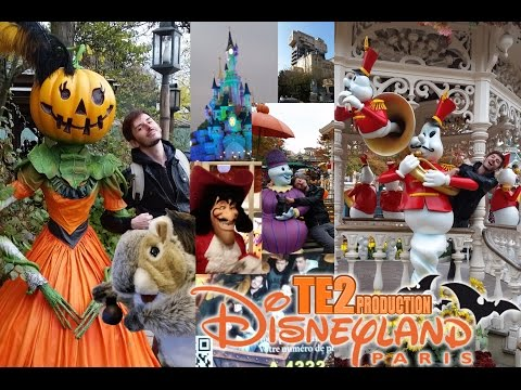 Journée Disneyland et Walt Disney Studios Paris Halloween 2015