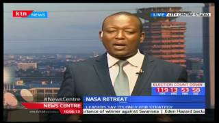 Revealed: NASA co-principals agree on power sharing deal for the August 8th polls