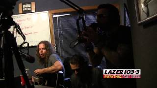 """""""Inside The Lazer Studio"""" with EVE TO ADAM - """"Straitjacket Supermodel"""" unplugged"""