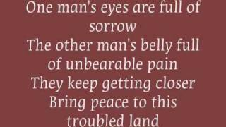 John Mellencamp - Troubled Land lyrics (Official NCIS Soundtrack)