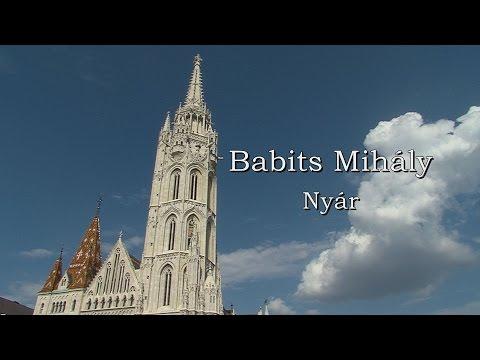 Babits Mihály: Nyár (A Magyar Nyelv és Könyv Ünnepére készült videón Budavár túristái mondják fel verset) - video preview image