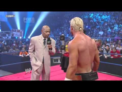 Smackdown 18-02-2011 Edge get's fired?!!?!? Part 2/2
