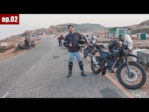 Guwahati to Shillong to Cherrapunji | 200kms Ride | Tour of North East ep.02