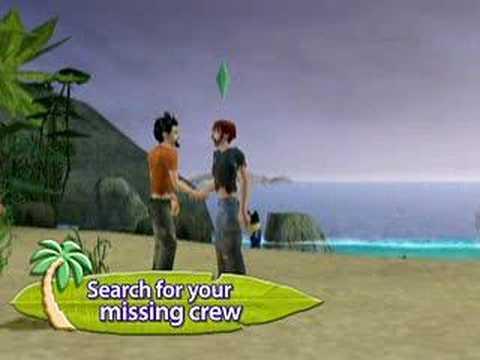 Die Sims 2: Gestrandet / Naufragos