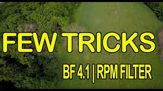 TUNE MY QUAD SESSION V1 | FEW TRICKS | FPV FREESTYLE | EMAX HAWK 5 | BF 4.1 | RPM FILTER ON |