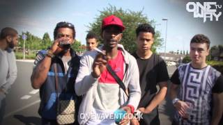 ONE WAY TV | LARBOONZ BDAY CYPHER (CNG)