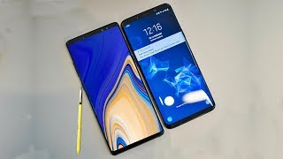Samsung Galaxy Note and S Line Won't Merge, Galaxy S10 Won't Have 5G
