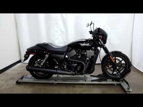 2017 Harley-Davidson Street® 750 in Eden Prairie, Minnesota - Video 1